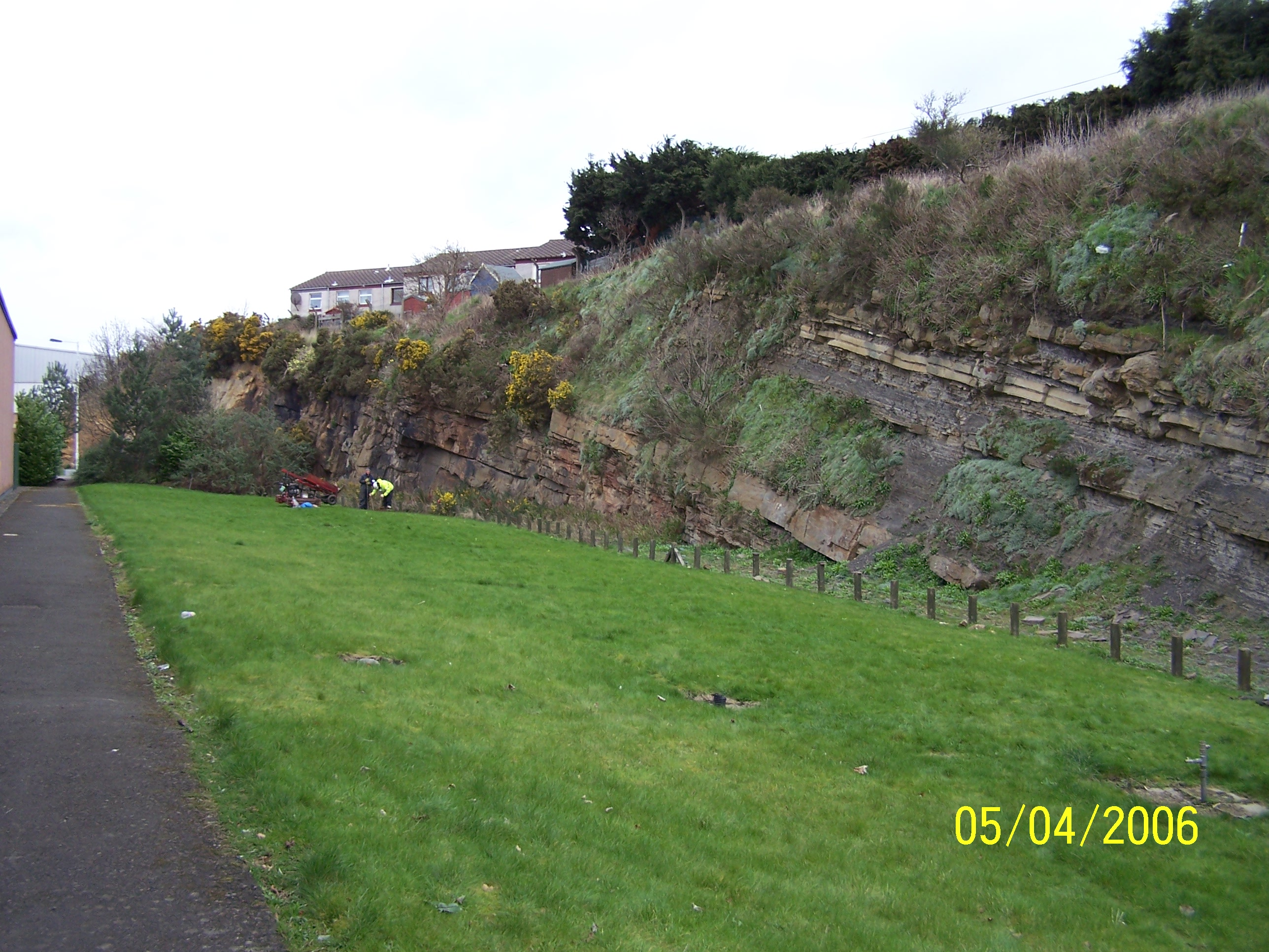 The quarry in Edinburgh is proposed to be turned into a surf pool 22